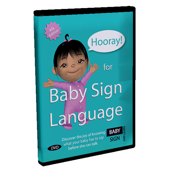 Baby Sign Language DVD